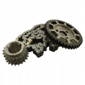 LHA000030 TD5 Timing Chain Assembly & Gear Wheels